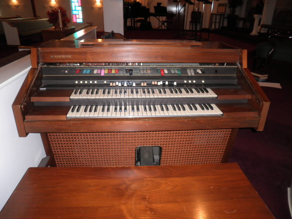 Dating a hammond organ by serial number