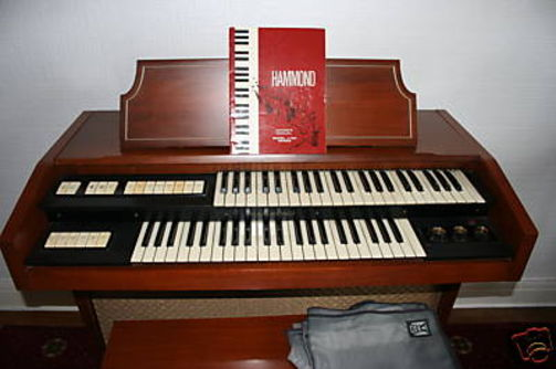 Hammond Orgel Club Holland Model J